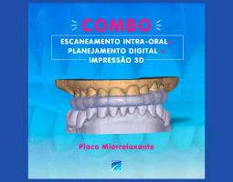 COMBO - Placa Miorrelaxante